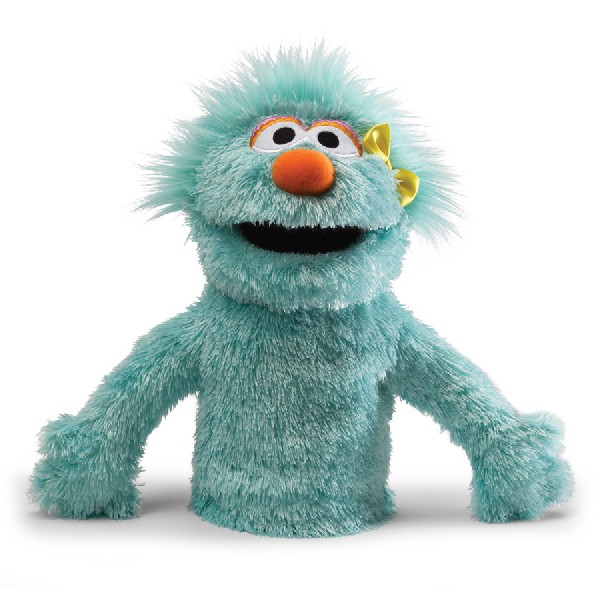 sesame street all puppets